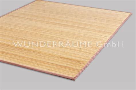 teppich bambus teppich bambus