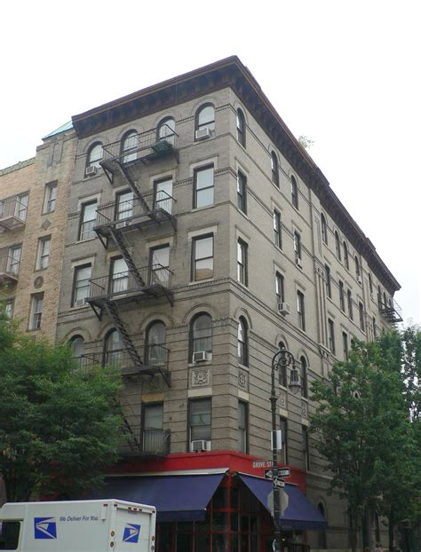 Apartment Building Used In Friends File Friends Building Jpg Wikimedia Commons