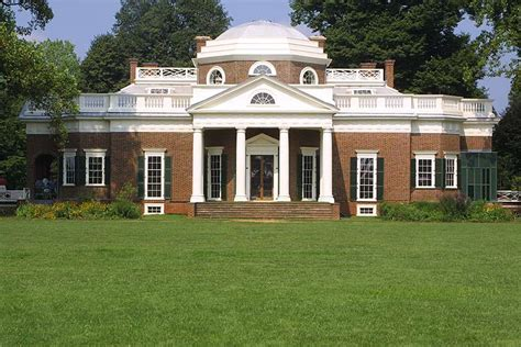 charlottesville this is the home of thomas jefferson monticello thomas jefferson designed