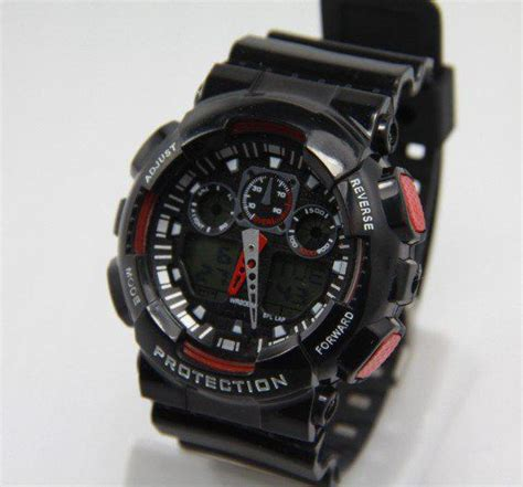 sale led sports watches for 2012 dual display