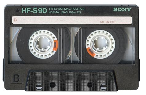 Cassette C90 Sony sony cassette tape by cliffski
