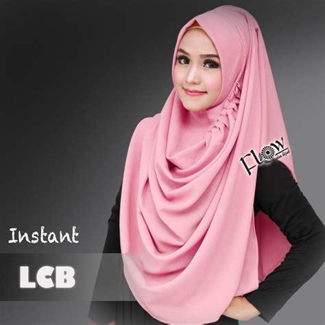 Jilbab Instant Kaos Bcc jilbab instant lcb elevenia