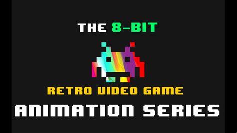 Anime 8 Bit Vs 10 Bit by How To Make An 8 Bit Retro Animation Series