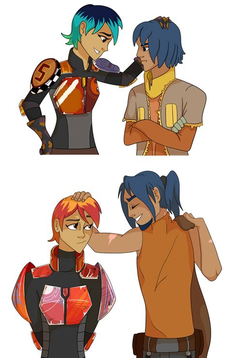 wars fan fic wars rebels ezra and sabine fanfiction rtnl