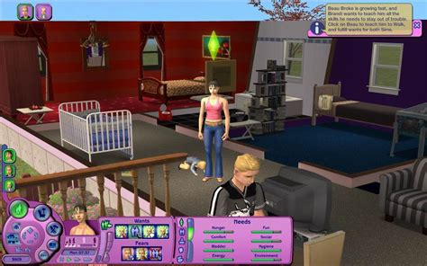 download mod game the sims 3 mod the sims ui recolour violet sims 2 base game