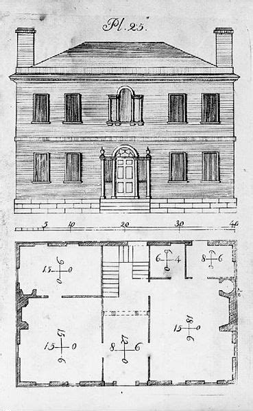 layout of building wikipedia file asher benjamin house design jpg wikipedia