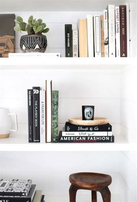 home decor design books decorating with books