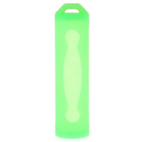 Silicone Battery For 1x18650 silicone battery for 1x18650 green jakartanotebook