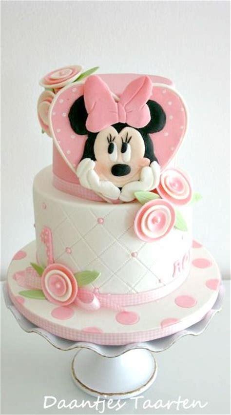 Varie Minie torte compleanno di minnie con cuore blogmamma it blogmamma it