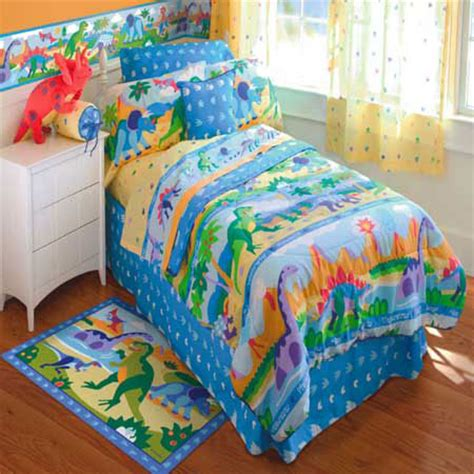 dinosaur bedding full dinosaurland full comforter sheet set old style