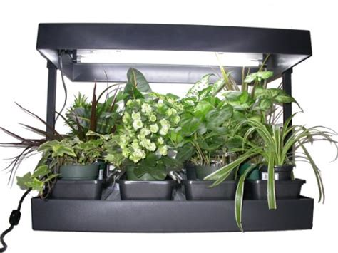 Grow Light System Set Indoor Plant Seed Starter Garden Box Indoor Vegetable Garden Lighting