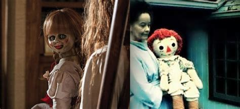 the annabelle doll story the conjuring true story behing the real annabelle doll