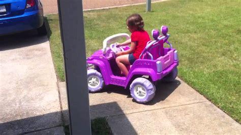 Princess Jeep Mariana Rides Princess Jeep Hill