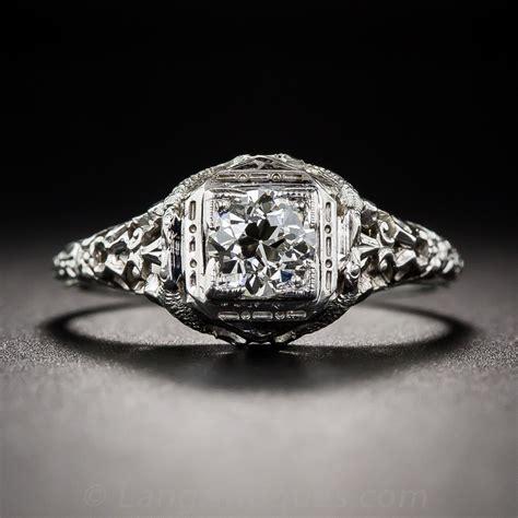 55 carat vintage engagement ring vintage engagement rings