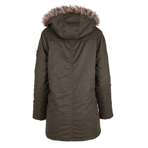 Padded Hooded Coat parka jacket womens coat padded hooded fur sherpa