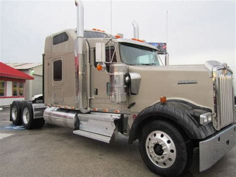 Big Sleeper Semi Trucks For Sale by Kenworth Sleeper Truck Http Www Nexttruckonline