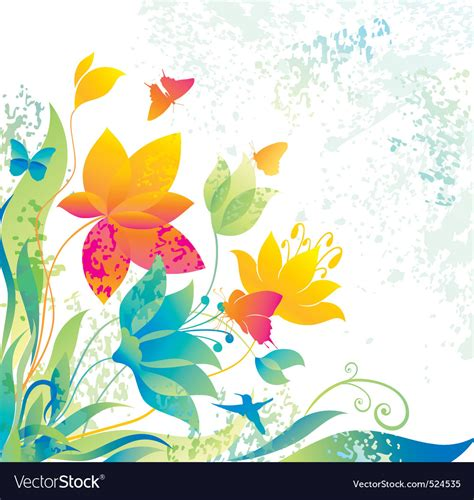background design vector royalty free stock images image 854479 beautiful flower background royalty free vector image