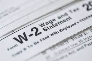tax form lost w 2 tax form money