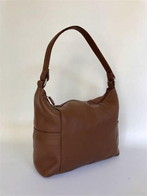 At051 Fashion 382 Shoulder Bag brown leather bag fashion purse everyday shoulder handbag kenia fgalaze on artfire