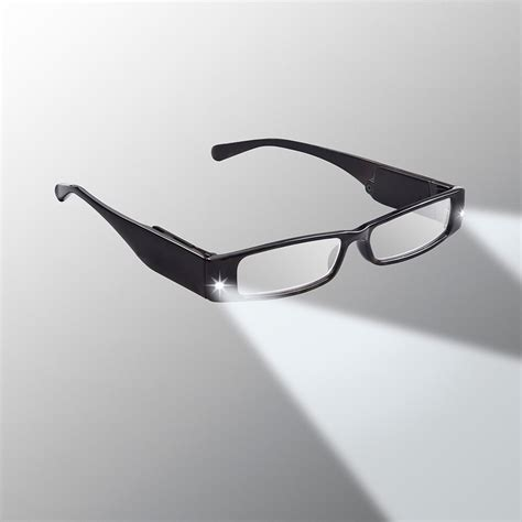 lightspecs lp led reading glasses panther vision