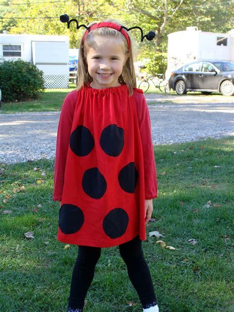 super easy ladybug costume