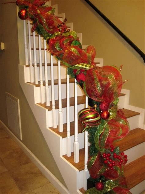 How To Decorate A Banister by Staircase Decorating Ideas Pink Lover