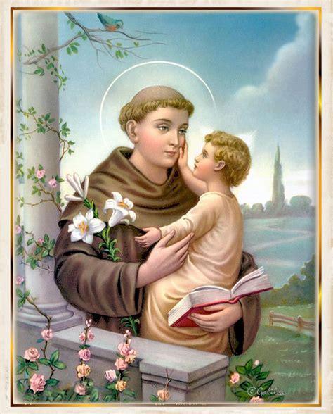 sermones de san antonio de padua san antonio de padua 174 santoral cat 243 lico 174 milagros por intercesi 211 n de san