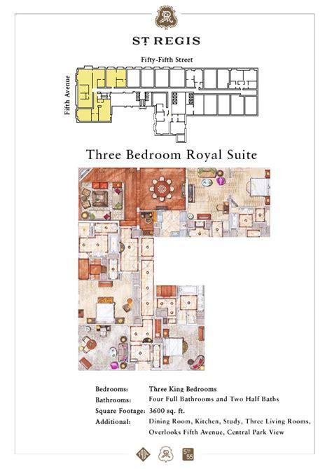 st suites floor plan luxury hotel in new york city the st regis new york