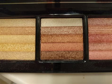 To Glow Shimmer Brick Palette 1 re to glow shimmer brick palette beautytalk