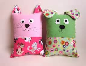 cat pillow pattern tutorial pdf sewing pattern with