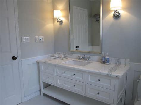 Bathroom Paint Color Ideas 2012 Blue Gray Paint Contemporary Bathroom Benjamin