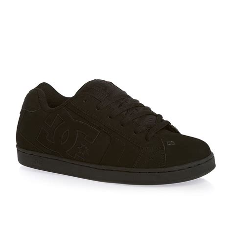 dc shoes for dc net shoe shoes black free uk delivery on all orders