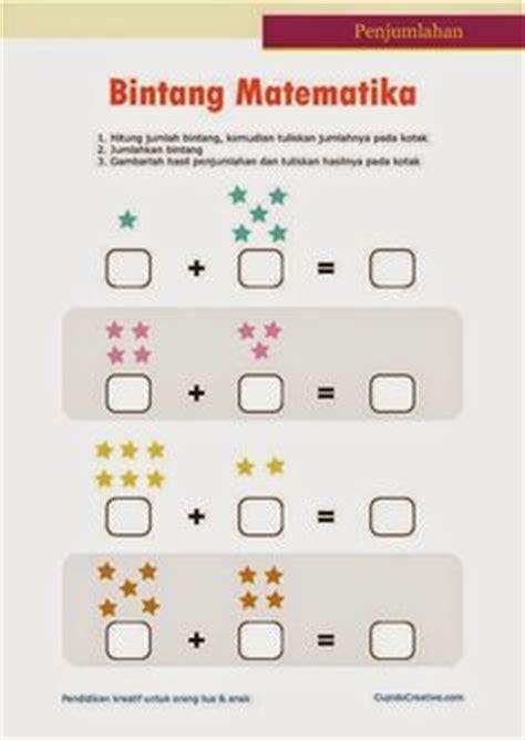 Buku Aku Pintar Calistung 3 B Matematika Paud Belajar Anak Tk Penjumlahan Sd Angka 1