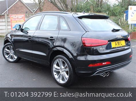 Audi Sq3 For Sale by Audi Q3 2 0 Tdi S Line 5dr For Sale From Ash Marques Ltd