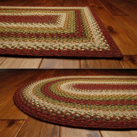 Wholesale Braided Rugs by Santa Fe Cotton Braided Rugs