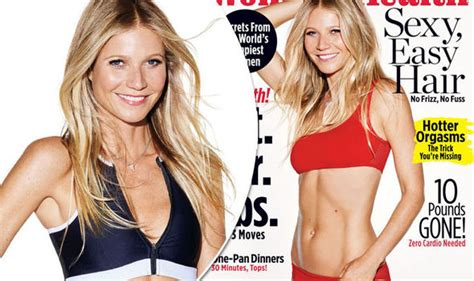 Gwyneth Paltrow Thinks Shouldnt Get by Gwyneth Paltrow Weight Loss Tip Drink This For Eight