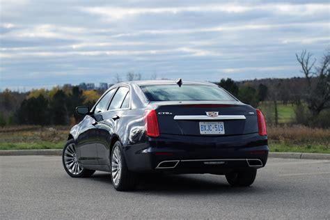 2016 卡特力 cadillac cts 3 6l awd canadian auto review