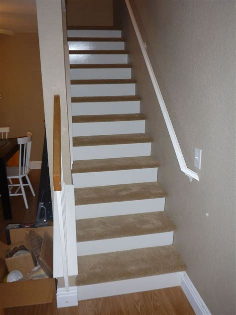 carpeted stairs wood risers google search for the home