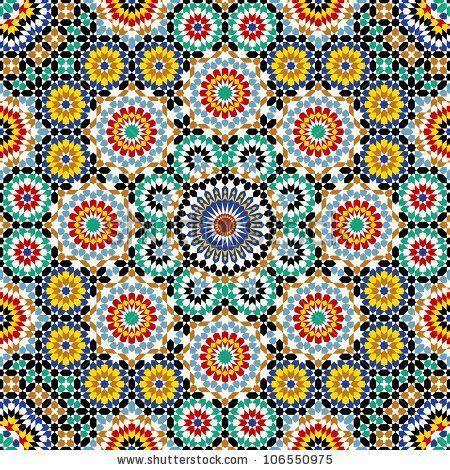 free moroccan patterns | razil morocco pattern stock