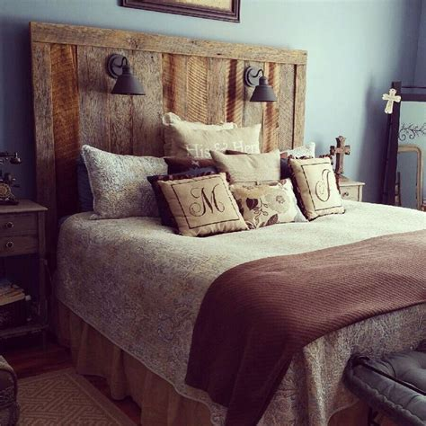 rustic headboards ideas 25 best ideas about rustic headboards on pinterest diy