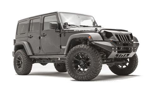Fab Fours Jeep Fab Fours Width Grumper For 07 17 Jeep 174 Wrangler Jk