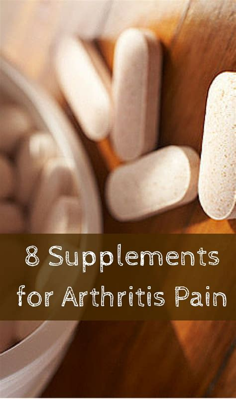 supplement for arthritis 8 supplements for arthritis d epices