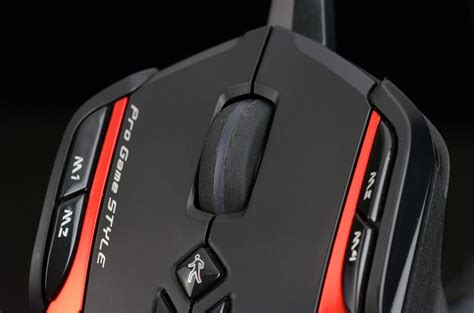 Mouse Macro Genius genius gila gx gaming series review gaming mouse