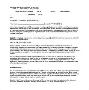 sle wedding videography contract videography contract template 9 free documents