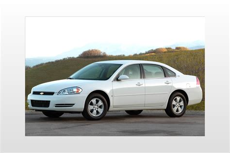 maintenance schedule for 2009 chevrolet impala openbay