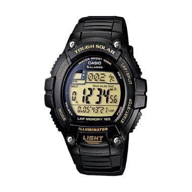 Casio W S220 9avdf Jam Tangan Pria jual casio w s220 9avdf tough solar jam tangan pria