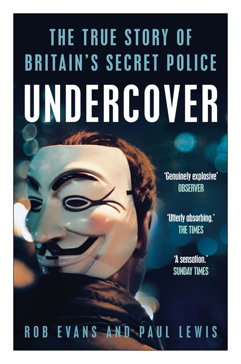 undercover protector undercover justice books undercover paul lewis and rob 9781783350346