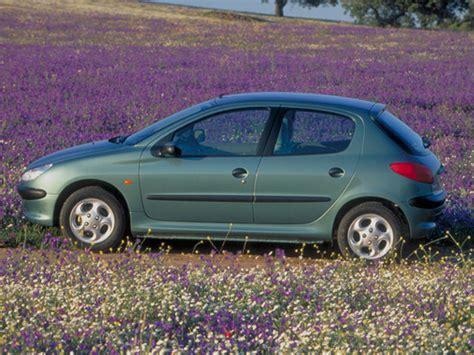 Peugeot 206 Petrol Diesel 2002 2006 Haynes Service Repair