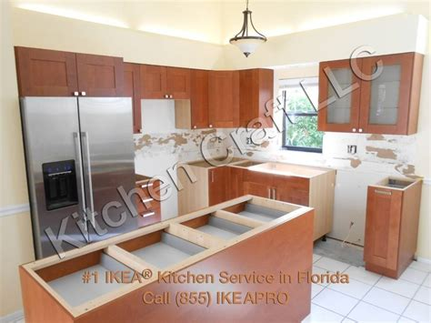 ikea kitchen cabinet furniture assembly service in florida