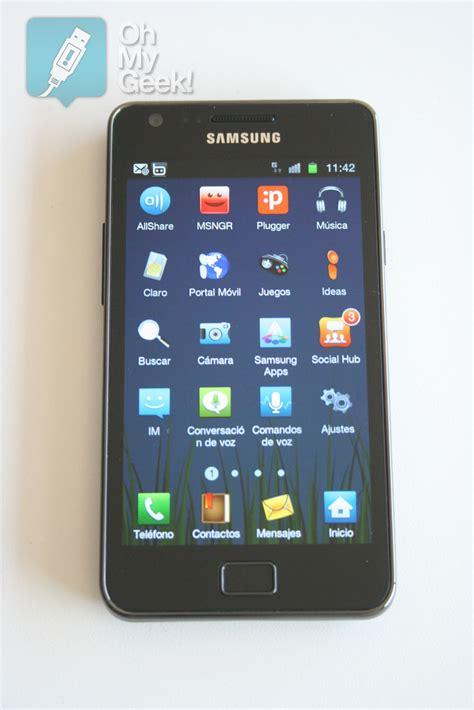 Samsung Galaxy Ii review conozcan al poderoso samsung galaxy s ii gt i9100
